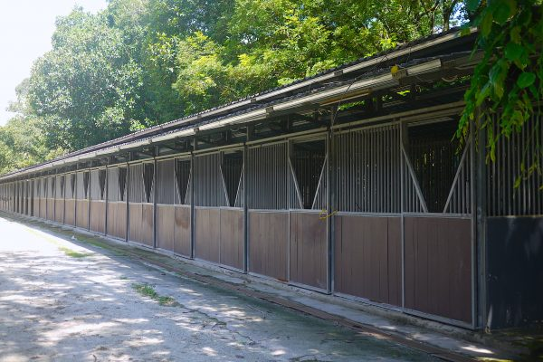 Quarantine Stables